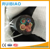4 Core Armoured Copper Power Cable Used in Construction Hoist