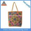 Ladies shopping Handbags Fashion Canvas Tote Embroidery Shoulder Bag