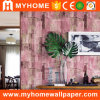 Wall Coating PVC Vinyl 3D Wallpaper for House Decoration