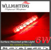 Ultra Thin 6 LED Surface Mount Lighthead