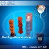 Liquid Condensation Cured Silicon Rubber Candle