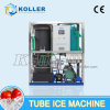 Koller Tube Ice Machine with High Frozen Effieiency 3000kg/Day