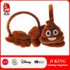 New Design Poop Emoji Earmuff Personalized Earmuff