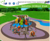 Children Outdoor Playground Plastic Climbing Play Set (H14-03257)