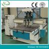 Three Process CNC Woodworking Machine