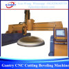Heavy Duty Gantry CNC Plasma Beveling Machine