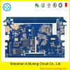 6 Layer 4/4mil Fine Line PCB with Blue Soldermask (K-1-3)
