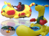 Children Inflatable Animal Car (FLF)