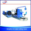 8 Axis Square Tube & Round Pipe & Profile Pipe Cutting Machine