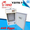 Hhd Automatic Industrial Egg Incubator (CE Approved) Yzite-7