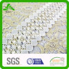 100% Polyester Embroidery Water Soluble off-White Lace