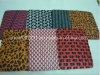 Embossed and Printing Desgin EVA Foam Sheets for Slipper Soles