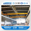 CE Approved Single Girder Overhead Crane 5 Ton