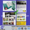 Various Designs Color Glossy Folded Flyers (SZ3033)