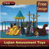 En1176 Kids Favorite Playset Outdoor Plastic Playground (X1438-8)