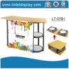 Portable Promotional Counter Aluminum Show Table (LT-07B1)