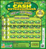 Business Scratch Cards / Lottery Cards (LTC31)