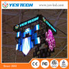 P3.9/4.8/5.9mm Flexible Creative Triangle LED Display