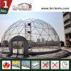 5-30m Dome Tent Geodesic Tent Half Sphere Tent with Steel Frame