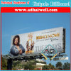 Double Side Outdoor Advertising Unipole Structure Billboard Display