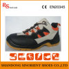Stylish Chemical Resistant Work Time Safety Shoes RS708