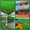 30mm Synthetic Plastic Grass for Leisure (SJK-B30N20EM)