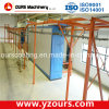 Turn-Key Paint Spraying Line with Overseas Installation