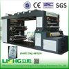 4 Colour Stack Type PE Bag Flexo Printing Machine
