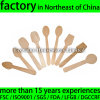 Birch Wooden Taster Spoon, Wood Disposable Spoon for Tasting