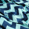 2014 New Hot Design Minky Chevron Fabric Hot for Baby Diaper Baby Blanket Baby Bedding Baby Sofa