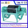 Lump-Ore Dry Drum Magnetic Separator for Cast, Coal