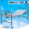 Cheap Manual Hospital Bed Back Adjustable