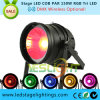 DMX Wireless Stage LED PAR Light 150W RGB COB CREE LED for Stage Effect Light