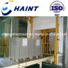 Pallet Stack Handling System with Chain / Roller / Flat-Top Conveyor