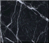Polished Nero Margiua Marble for Countertop/Floor/Wall/Decoration