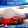 45000 Liters Chemical Liquid Tanker Semi Trailer