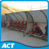 Outdoor Portable VIP Soccer Dugouts of Guangzhou China