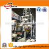 ABA Film Blowing Machine for HDPE LDPE PE Plastic Film