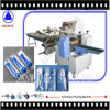 Horizontal Type Folk and Knife Automatic Flow Wrapping Machine