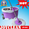 Joyclean Newest 360 Four Driver Stainless Steel Pedal Magic Mop (JN-301)