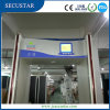 Factory Supply Walk Through Metal Detectors with Alarm System