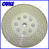 Double Sides Star Electroplated Diamond Saw Blades