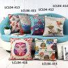 Retro Birds Printed Cushion Digital Printed Cushion Pillow (LCL04-411)