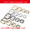 Zinc Alloy Belt Buckle Metal Pin Buckle with Roller