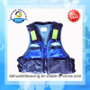 Orange Multiple Function Fishing or Hunting Life Jacket