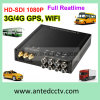 3G/4G 4/8 Channel Mobile CCTV DVR for Vehicles with GPS Tracking