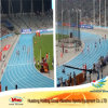 Asian Games Eco-Friendly Synthetic Stadium Running Track for Sports