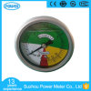 2.5inch63mm Stainless Steel Isometric Gauge Manufacturer with Silicone Oil