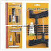 Various Types of Tire Repair Kits Tools