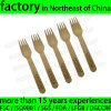 Wood Cutlery Disposable for Bakery and Restaurtant